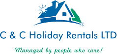 candc holiday rentals logo